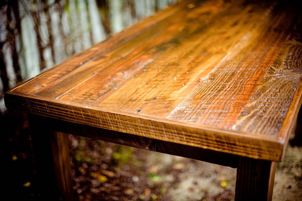 ארבעה כללים לבחירת שולחן חדש